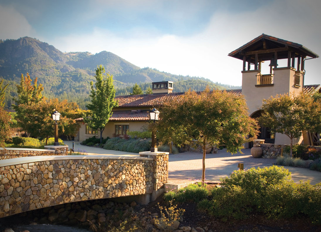 St. Francis Winery & Vineyards in Sonoma County