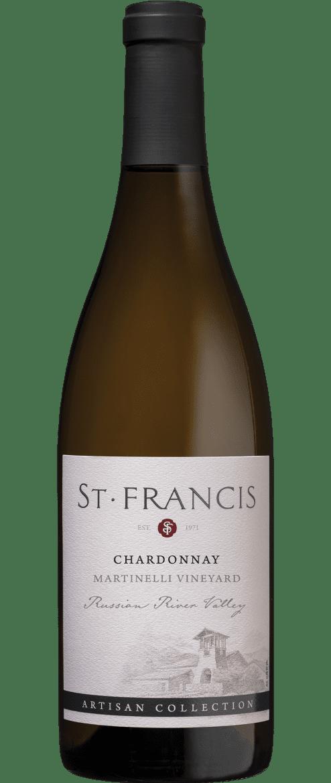 Chardonnay, Martinelli Vineyard