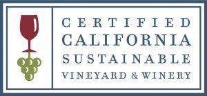 Certified California Sustainable Vineyard & Winery