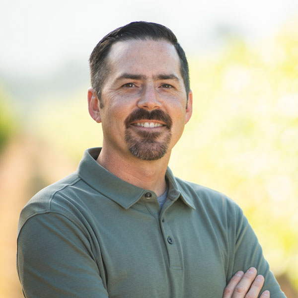 Chris Louton Winemaker at St. Francis Winery