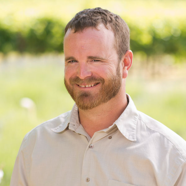 Jake Terrell Director of Vineyards at St. Francis Winery and Vineyards