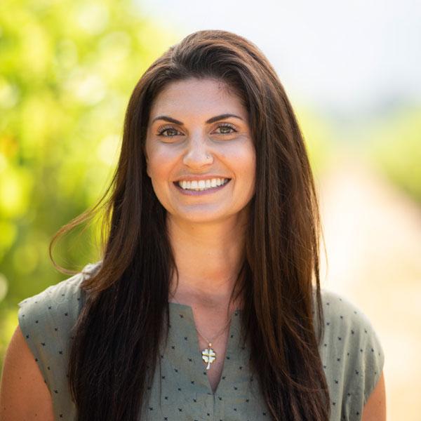 Katie Madigan winemaker at St. Francis Winery