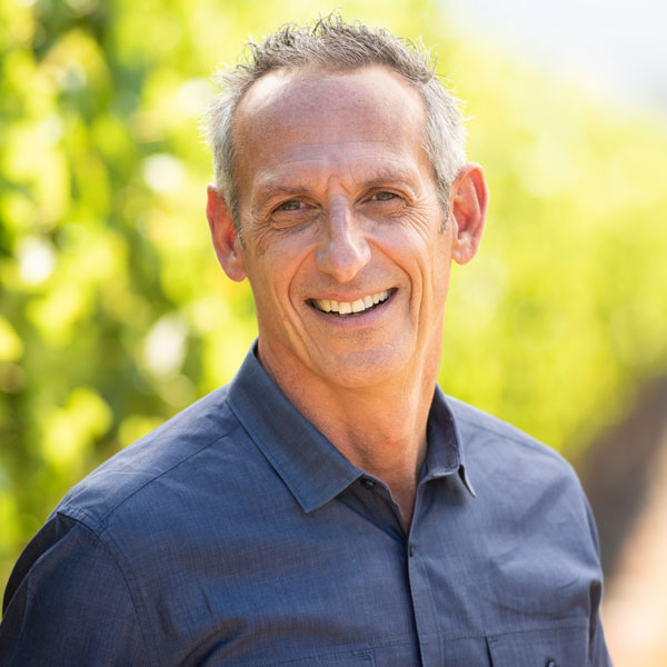 Rick Bonitati, President and CEO of St. Francis Winery & Vineyards
