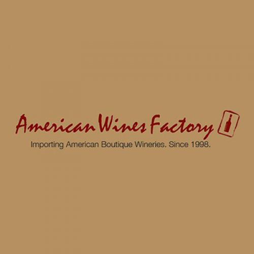amercian wines factory logo