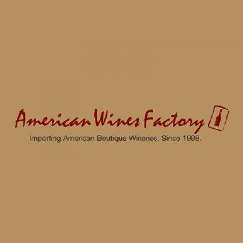 amercian wines factory logo