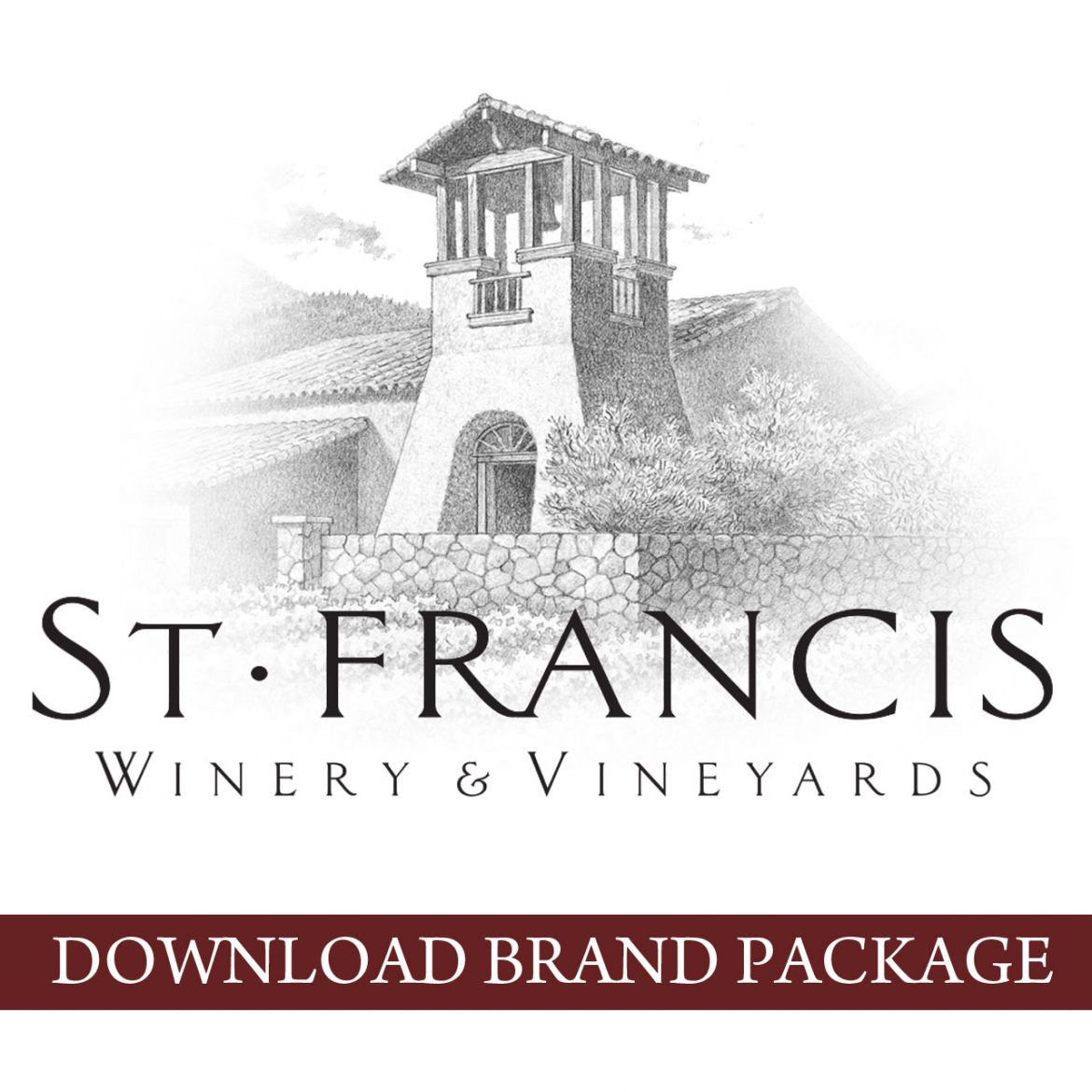 Download St. Francis Winery Brand Package