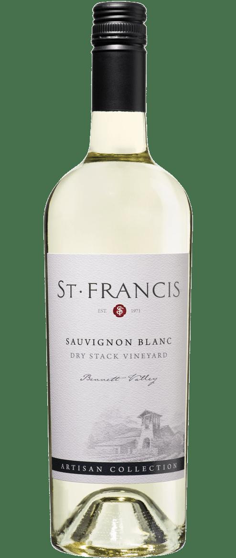 Sauv Blanc, Dry Stack Twist