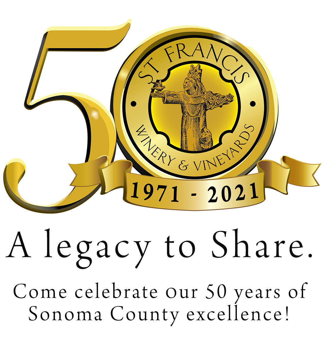 50th Anniversary A Legacy to Share